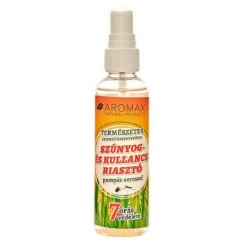 Aromax Szúnyog és kullancsriasztó spray - 100ml