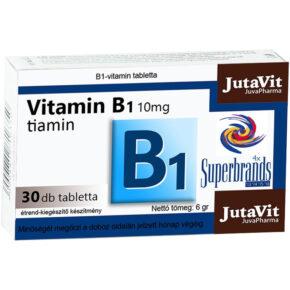 Jutavit B1 vitamin - 30 db