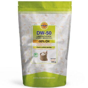 Dia-wellness lisztkeverék 50% - 500g