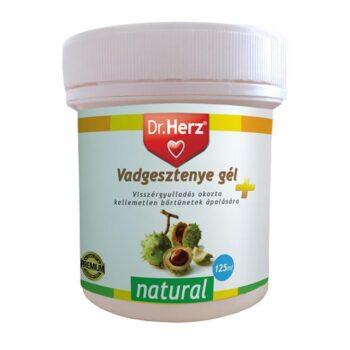 Dr. Herz Vadgesztenye gél - 125 ml