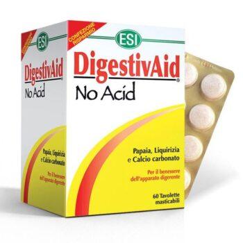 ESI Digestiv Aid - No Acid Stop tabletta - 60db