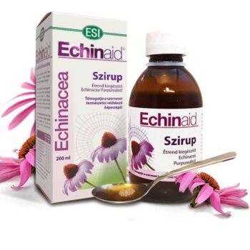 ESI Echinaid Echinacea - Bíbor Kasvirág szirup - 200ml