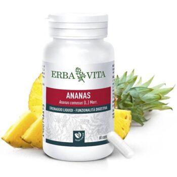 ErbaVita ananász kapszula - 60db