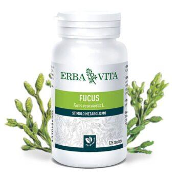 ErbaVita Barna alga-Hólyagmoszat tabletta - 125db