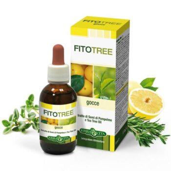 ErbaVita FitoTree grapefruit és teafa alapú fertőtlenítő olaj - 10ml