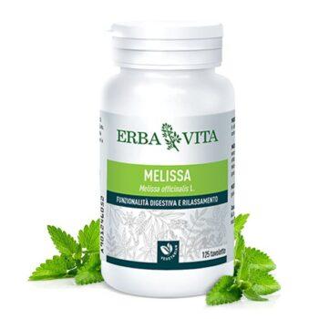 ErbaVita citromfű tabletta - 125db