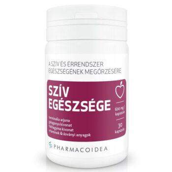 Pharmacoidea Szív Egészsége kapszula - 30db