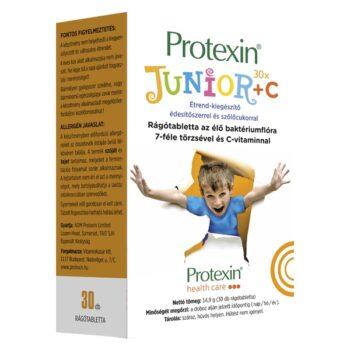 Protexin Junior + C rágótabletta - 30db