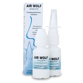 Airwolf orrspray - 20 ml