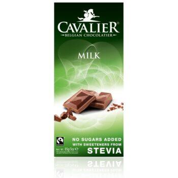Cavalier Tejcsokoládé - 85g