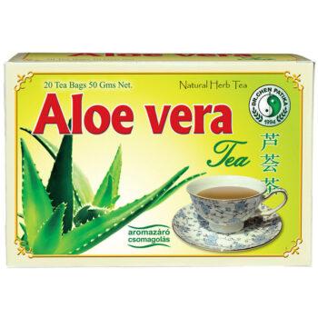 Dr. Chen Aloe vera green tea - 20 filter