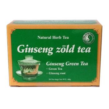 Dr. Chen ginseng és zöldtea keverék - 20 filter