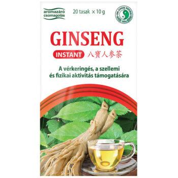 Dr. Chen Ginseng (Ginzeng) Instant tea - 20db