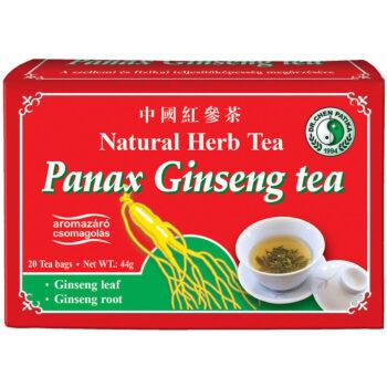 Dr. Chen Panax Ginseng (Ginzeng) vörös filteres tea - 20filter