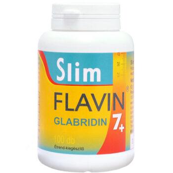 Flavin7+ Slim Glabridin - édesgyökér kivonat kapszula - 100db