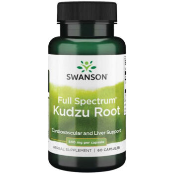 Swanson Kudzu Root 500mg kapszula - 60db