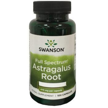 Swanson Astragalus kivonat kapszula - 100db