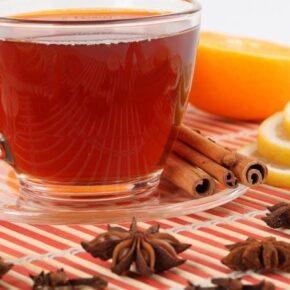 Fűszeres tea filteres