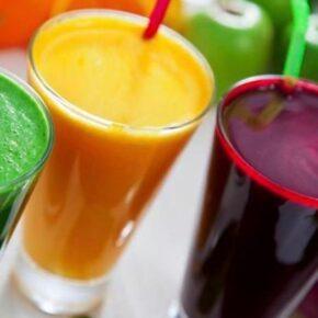 Gyümölcs italok, koncentrátumok