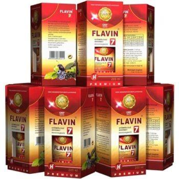 Flavin7 ital és kapszula