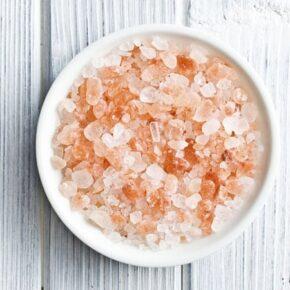 Himalája só, tengeri só