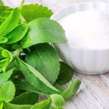 Stevia édesítő kivonatok