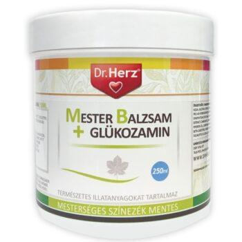 Dr. Herz Mesterbalzsam + Glükozamin krém - 250ml