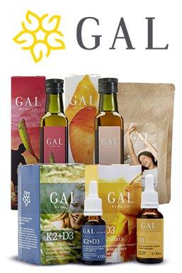 GAL termékek - A megbízható minőség!