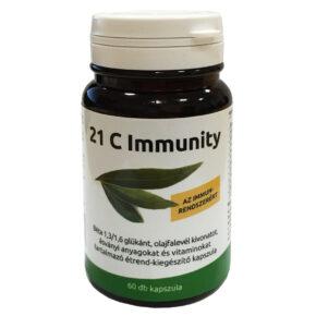 REG Program 21C Immunity tabletta - 60db