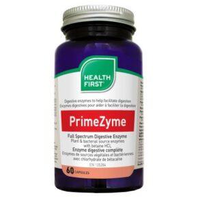 Health First PrimeZyme emésztő enzim - 60db