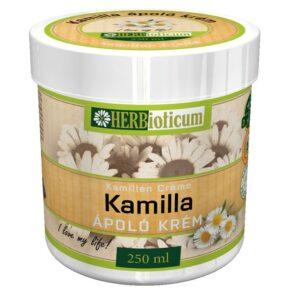 Herbioticum Kamilla ápoló krém - 250ml