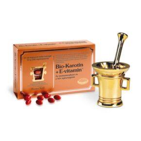 Pharma Nord Bio Karotin és E-vitamin kapszula - 60db