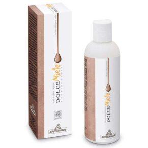 Specchiasol Bio argánolaj és bio méz alapú hidratáló tusfürdő és habfürdő - 250ml