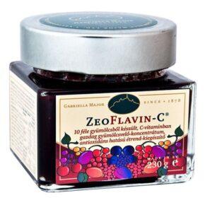 ZeoFlavin-C 10 gyümölcsös koncentrátum - 230g