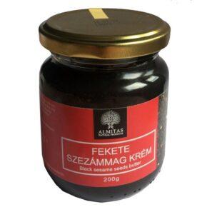 Almitas Fekete szezámkrém - 200g
