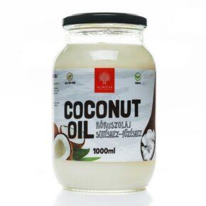 Almitas Kókuszolaj szűrt - 1000ml
