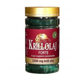 Dr. Chen Krill rákolaj forte kapszula - 60db