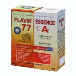 Flavin77 Flavinárium + Essence A aminosav komplex - 7x2 tasak+140g