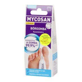 Mycosan bőrgomba elleni ecsetelő - 15ml