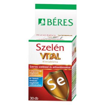 Béres Szelén Vital filmtabletta - 30db