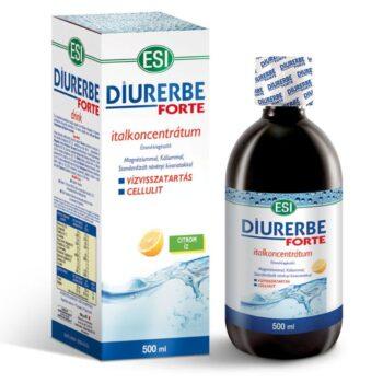 ESI Diurerbe Forte italkoncentrátum, citrom ízben - 500ml