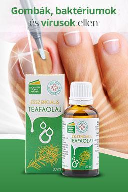 Bálint esszenciális teafaolaj