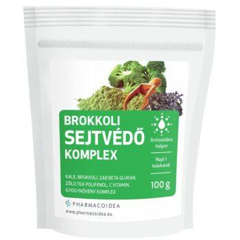 Pharmacoidea Brokkoli sejtvédő komplex - 100g