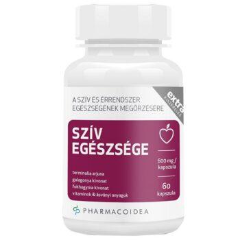 Pharmacoidea Szív Egészsége kapszula - 60db