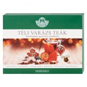 Herbária Kedvenc teáim - téli varázs - 6x5 filter