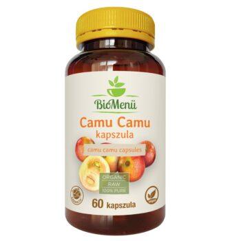 Biomenü Bio Camu Camu kapszula - 60db