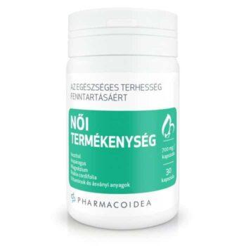 Pharmacoidea Női termékenység kapszula - 30db
