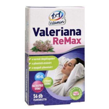 1x1 Vitamin Valeriana Remax - 56db