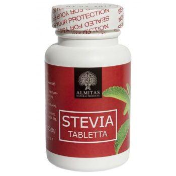 Almitas stevia édesítő 1000 db tabletta - 60g