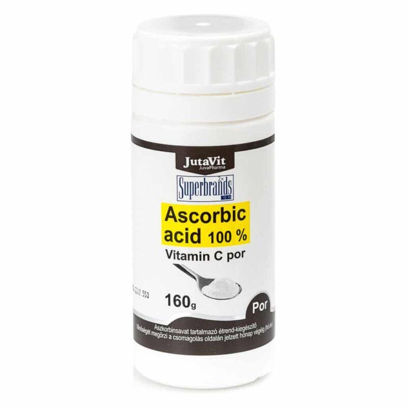 Jutavit ascorbic C-vitamin por - 160g